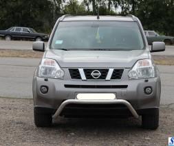 Кенгурятник Nissan X-Trail WT007