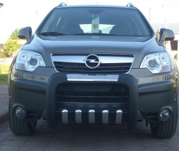 Кенгурятник Opel Antara [2006+] QT001 (Atlas)