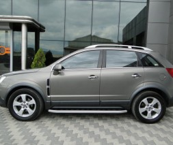Пороги Opel Antara [2006+] NS001 (Newstar grey)