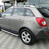 Пороги Opel Antara [2006+] NS001 (Newstar grey)