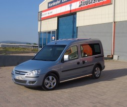 Пороги Citroen Jumpy BB001