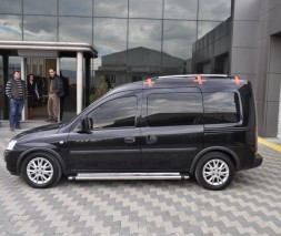 Пороги Opel Combo KB002 (Hunter)