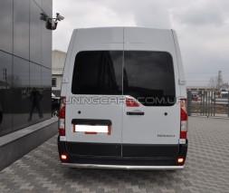 Задняя защита Opel Movano (10+) NSNV.10.B1-02