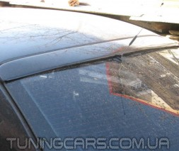 Спойлер на заднее стекло Opel Omega B, Бленда Опель Омега Б (95-99)