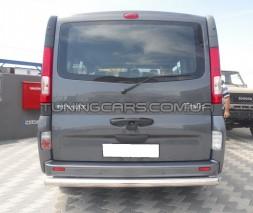 Задняя защита Opel Vivaro (01-13) NSPM.01.B1-02