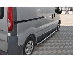 Пороги Opel Vivaro NS001