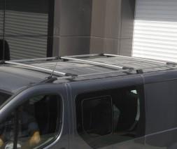Рейлинги Opel Vivaro [2001-2014] PB001-ABS/ALM