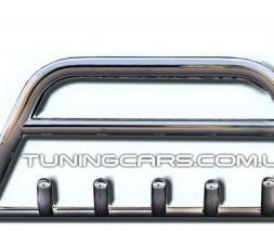Модельный кенгурятник Peugeot Bipper (08+) CTNM.08.F1-03M