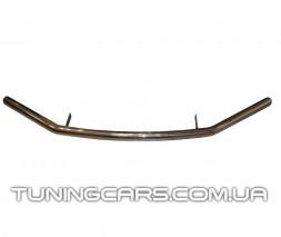 Передняя защита ус Peugeot Bipper (08+) CTNM.08.F3-05