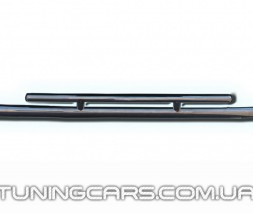 Защита переднего бампера для Peugeot Bipper (2008+) CTNM.08.F3-20 d60мм x 1.6