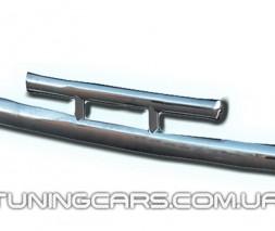 Задняя защита Peugeot Bipper (08+) CTNM.08.B1-05