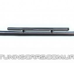 Передняя защита ус Peugeot Boxer (07+) CTJM.07.F3-20