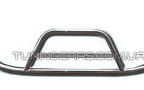 Передняя защита ус Peugeot Boxer (94 - 06) CTJM.94.F3-37