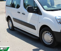 Пороги Peugeot Partner [2008+] AB005