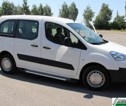 Пороги Peugeot Partner [2008+] AB007