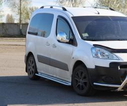 Пороги Peugeot Partner KB001 (Hector)
