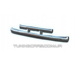 Защита заднего бампера для Peugeot Partner (2008+) CTBL.08.B1-05 d60мм x 1.6