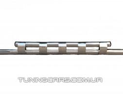 Защита переднего бампера для Peugeot Partner (2008+) CTBL.08.F3-12 d60мм x 1.6