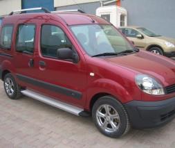 Пороги Renault Kangoo EB001 (Elegance Silver)
