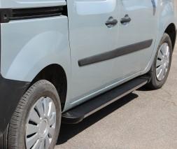Пороги Renault Kangoo EB002 (Elegance Black)