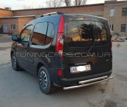 Задняя защита Renault Kangoo (2008-2013) RNKG.07.B1-03