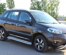 Пороги Renault Koleos [2015+] KB001 (Hector)