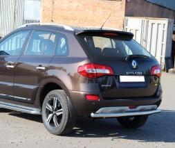 Задняя защита Renault Koleos [2015+] AK002