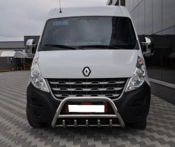 Кенгурятник Renault Master/Opel Movano WT003 (Inform)