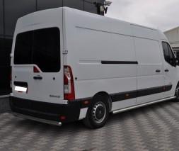 Пороги Renault Master/Opel Movano BB001