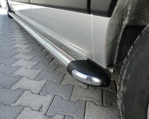Пороги Renault Master/Opel Movano KB002 (Hunter)