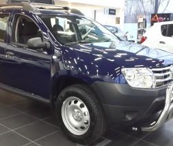 Кенгурятник Dacia/Renault Duster [2010+] WT002 (Invite)