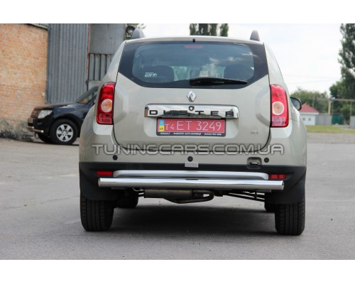 Задняя защита Dacia/Renault Duster (10+) RNDT.09.B1-02