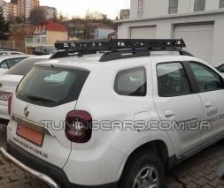 Багажная платформа на крышу Renault Duster (2017+) RNDT.09.Т3-03