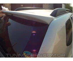 Спойлер на крышу Renault Duster, Рено Дастер