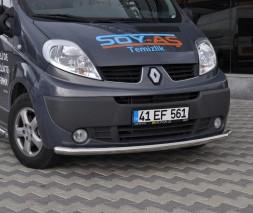 Кенгурятник Renault Master/Opel Movano ST008 (Tetri)