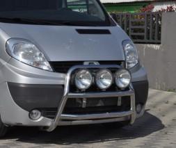 Кенгурятник Renault Trafic/Opel Vivaro WT018 (Adolf)