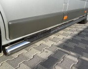 Пороги Renault Trafic/Opel Vivaro BB003 (Asos)
