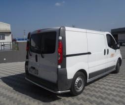 Пороги Renault Trafic/Opel Vivaro BB001