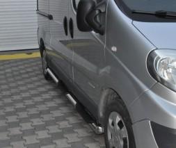 Пороги Renault Trafic/Opel Vivaro TT002 (Dragos)