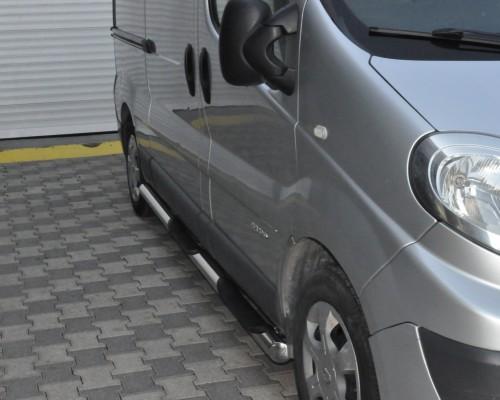 Пороги Opel Vivaro TT002 (Dragos)