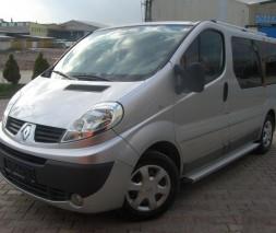 Пороги Renault Trafic/Opel Vivaro EB001