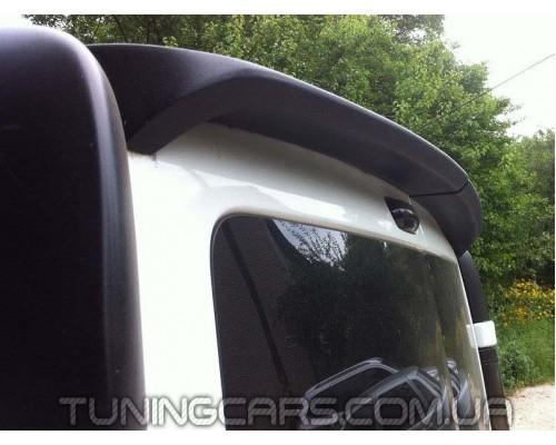 Спойлер распашной для Renault Trafic, Рено Трафик