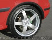 Арки колес Skoda Ovtavia A5 (04-09), Шкода Октавия А5