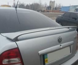 Спойлер Skoda Octavia RS
