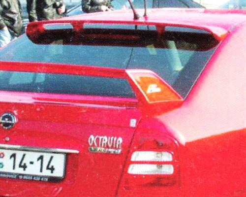"Дефлектор на крышу Skoda Octavia ""2H"""