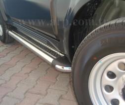 Пороги Suzuki Jimny [1998-2012] KB002 (Hunter)