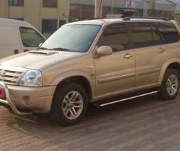 Кенгурятник Suzuki XL-7 [2001-2006] WT006