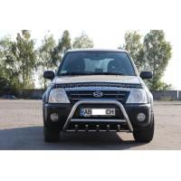 Защита переднего бампера для Suzuki XL-7 (2003-2006) SZXL.03.F1-03 d60мм x 1.6