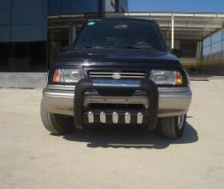 Кенгурятник Suzuki Grand Vitara [1997+] QT001