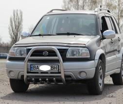 Кенгурятник Suzuki Grand Vitara QT007 (Nero)